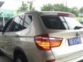 宝马 X3 2011款 xDrive35i 豪华型最高配置的X3