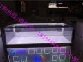 三星手机柜台喷砂VIVO联通电信移动小米华为体验台配件柜超白