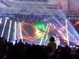 广州庆典出租空调扇水雾风扇桁架背景开业庆典LED屏出租