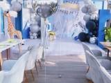 天津店面开业气球拱门布置开业气球装饰