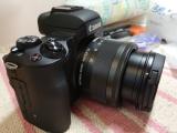 转自用的闲置佳能M50微单相机