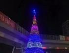 河南圣诞树厂家定做(4-30米户外大型圣诞树)装饰