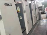 出售二手冠華664D印刷機