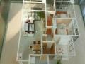 下西景观江景花园洋房,电梯公寓,超大绿化面积,是你居家的首选