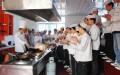 保定安国学厨师烹饪就到保定虎振厨师高级技工学校