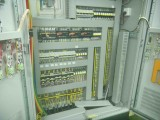 PLC控制柜水泵控制柜变频控制柜配电箱成套电气设备空调控制柜