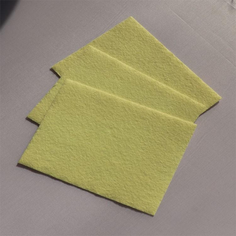 芳纶阻燃无纺布 防火布 芳纶网格布 阻燃耐高温材料