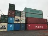广州珠三角周边大量二手集装箱冷藏集装箱旧货柜急售