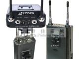 阿兹丹 AZDEN 330 LT LH 摄像机专用无线影视录音话