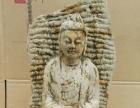 古玩,古董,收藏品,清代石头佛像