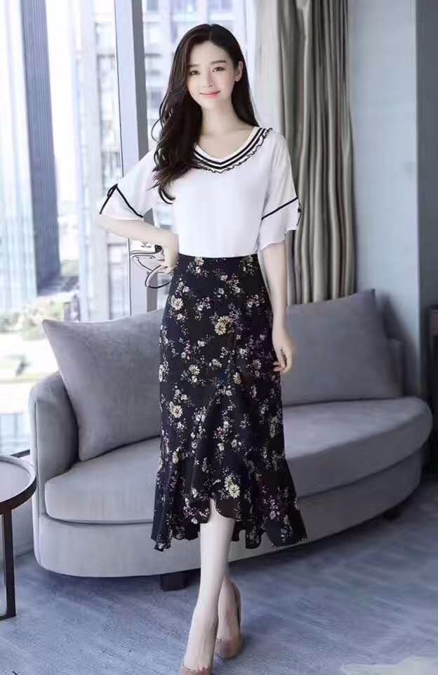 广州雅丽服装女士服装香奈儿女装裙子 连衣裙实体店网络销售
