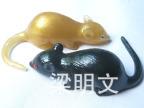 中号发泄玩具 仿真发泄老鼠动物 减压整蛊软胶发泄动物玩具