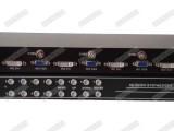 DVI/VGA4画面分割器VGA画面分割器DVI画面合成器