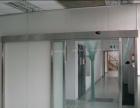 太原安装玻璃门感应门各种门禁换钢化玻璃