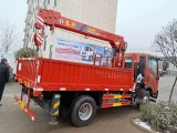 随车吊12吨14吨随车吊现车可分期
