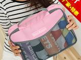义乌硕奇韩版旅行收纳包衣物收纳整理包批发定制 外贸原单