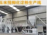 500公斤预糊化淀粉生产线