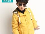 2014新款男童棉衣 韩版儿童棉袄外套男宝宝加厚棉服冬装