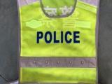 警用反光背心-警察反光背心