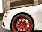 奥迪S5刹车升级改装意大利brembo GT六活塞刹车卡钳