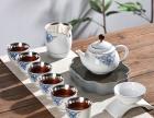 深圳国礼瑞方源君子之交手绘纯银茶具商务企业礼品LOGO定制