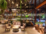 生态餐厅当选大龙农业-生态餐厅建造