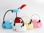 最新时尚台灯 手提包包台灯 LED护眼小夜灯 充电挎包台灯