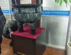 西安纯铜鼎销售 中国文化青铜鼎礼品 马踏飞燕 四羊方尊摆件
