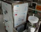 仿手工卤水嫩豆腐制作机 不锈钢花生豆腐机 米豆腐机