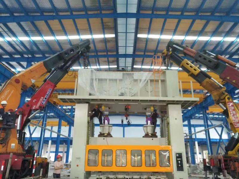 江门市大型专业吊装设备安装首选(明通集团)快捷 高效 安全