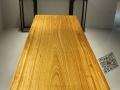 办公桌书桌茶桌进口原木实木大板名木厂家直销
