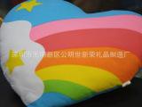 厂家定制韩版心型抱枕  爱心抱枕靠垫 婚庆礼品 送女朋友礼物