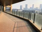 宁波国际会展中心正对面135平全新精装正朝南精品办公室出租!