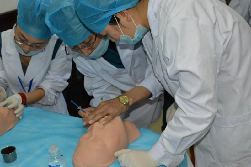 北京最专业权威的微整形培训机构 军地医学人才教育中心