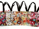 批发供应五分格牛津手提袋,折叠购物袋,环保袋,袋子批发