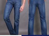 美特斯邦威品牌牛仔裤代发夏季男士超薄牛仔裤男韩版修身男裤3308