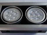LED灯具 LED豆胆灯   LED双头豆胆灯2*7*1W