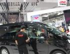 广州车展活动场地保洁车美人员