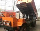 矿洞出渣拉煤碳四驱自卸运输车型号齐全