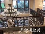 安徽实惠定制,铜楼梯扶手,铝艺雕花护栏,艺术栏杆等系列