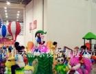 二手儿童娱乐设备娱乐项目娱乐设施 动物转盘 转马