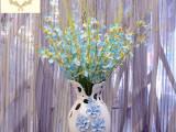批发纯手工玉质陶瓷花瓶 创意家居桌摆饰白瓷玉壶花瓶
