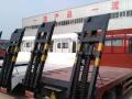 河北豪曼平板车厂家出售115马力5档变速箱