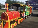 商场景区特制情侣亲子互动玩具托马斯小火车