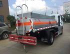 陕汽德龙油罐车移动加油车多少钱在哪里买