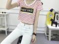 韩版牛仔裙批发厂家直销货源网常熟服装批发市场夏季百搭T恤批发