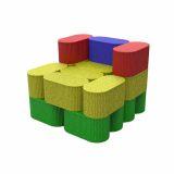 EPP儿童家具用品EPP环保圆积木椅子艾可玩具厂家直销