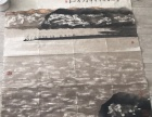 白庚延的三幅国画 保真可验 12年27万买的急售