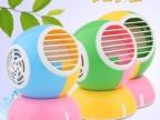 特价批发 USB小黄人香味风扇/涡轮式无叶风扇/空调风扇-拼色