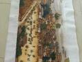 《清明上河图》6米双面十字绣